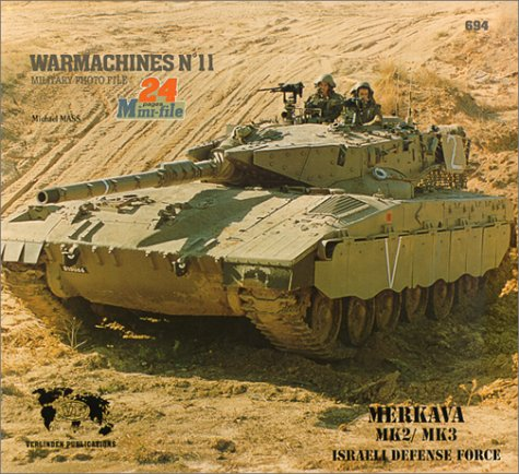 Merkava MK2/MK3 Israeli Defense Force
