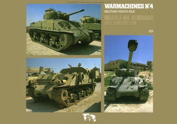Israeli M4 Sherman and Derivatives
