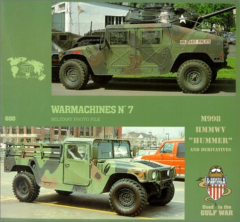 "M998 HMMWV ""Hummer"" and Derivatives"