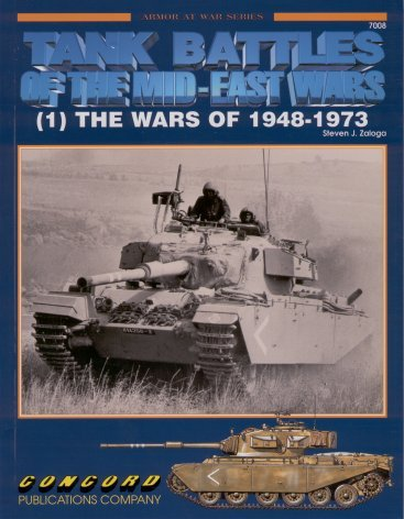 Tank Battles of the Mid East Wars (1)