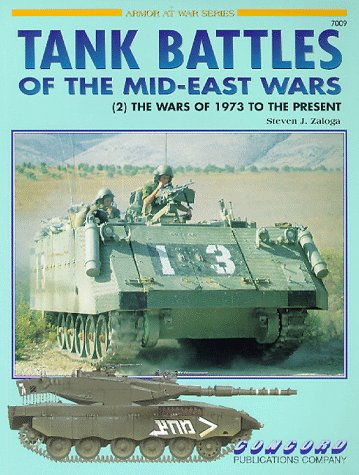 Tank Battles of the Mid East Wars (2)